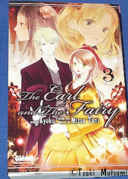 The Earl and the Fairy - tome 3