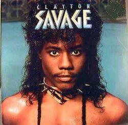 Clayton Savage - Same - Complete LP