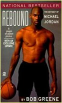 "Livre ""Rebound : The Odyssey of Michael Jordan"""
