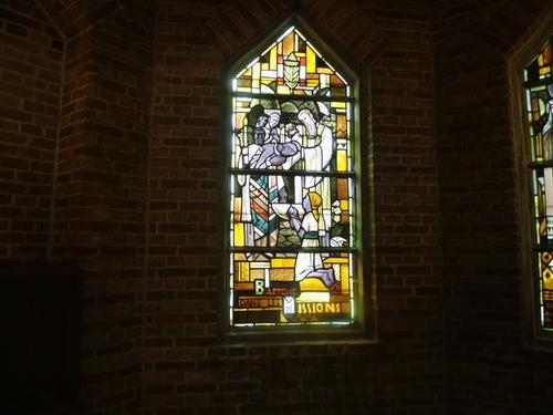 Eglise saint chrysole de comines france(12octobre2014)dernière partie