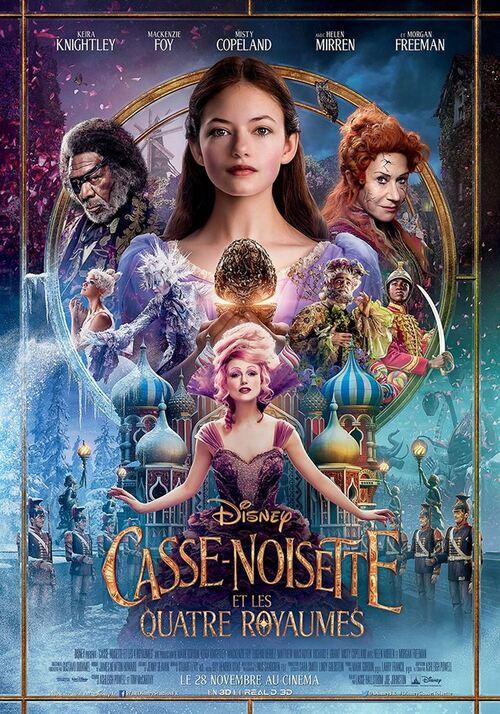 Casse-Noisette et les 4 Royaumes: 28 Novembre 2018