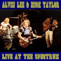 ALVIN LEE & MICK TAYLOR - Live In Philadelphia '81