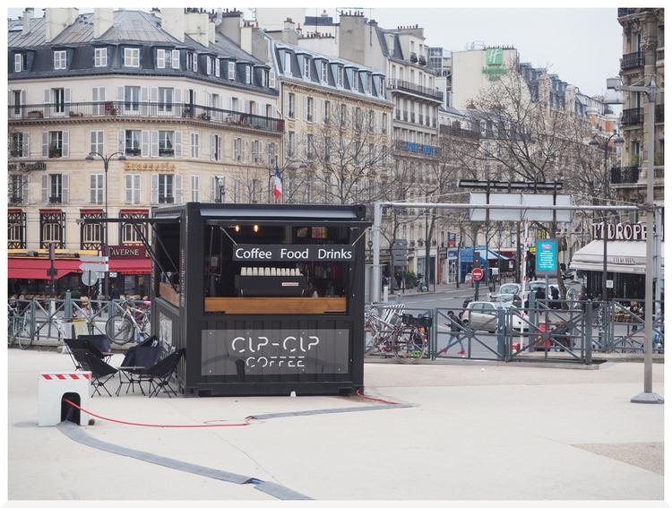 Gare de Lyon. Paris