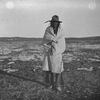 Oglala man on the Pine Ridge Reservation in South Dakota - circa 1900