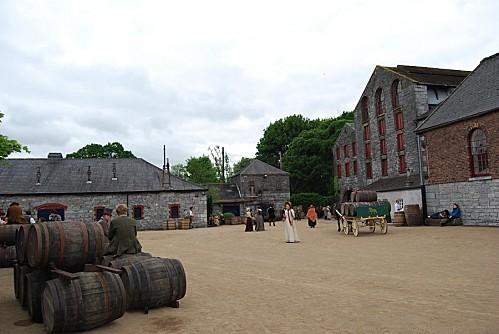 Distillerie de Middleton - Irlande - mai 2011 003