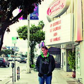 C'est au New Beverly que Tarantino a découvert Godart.