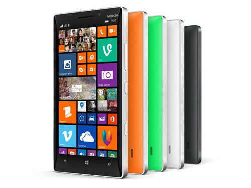 Microsoft : des smartphones haut de gamme en approche ?