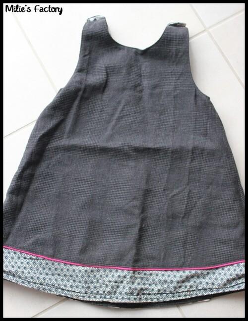 Robe trapèze modifiée