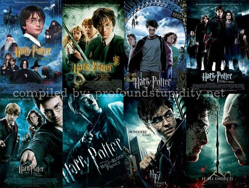 Tag #3 : Le tag Ultime Harry Potter