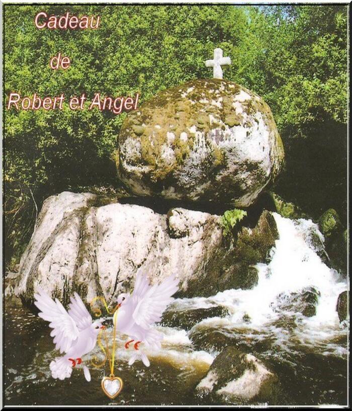 Cadeau recu  d'Angele et Robert (2)