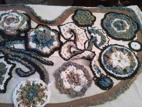 Free Form Crochet Hivers trés Froid suite