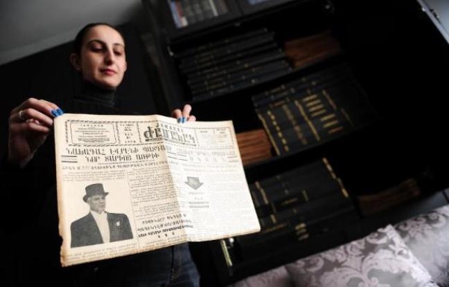Le journal «Jamanak», mémoire de 100 ans de vie des Arméniens d'Istanbul