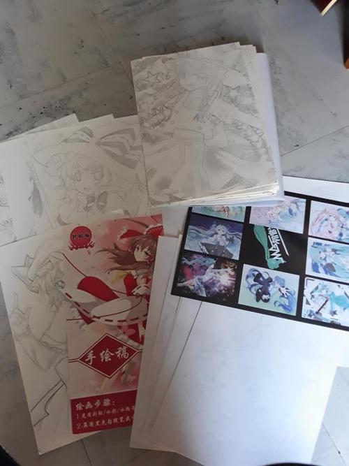 Mes achats de Japan Expo 2018