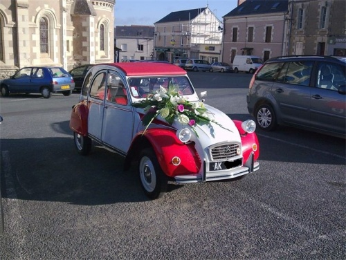 citroen 2cv location