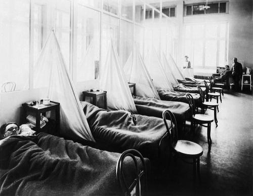 La grippe espagnole 1918/1919