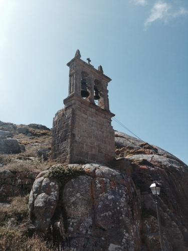 Muxia - l'église