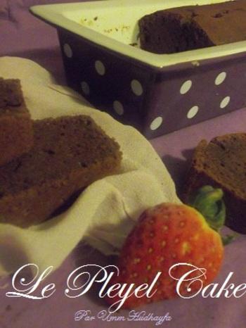 Le Pleyel Cake