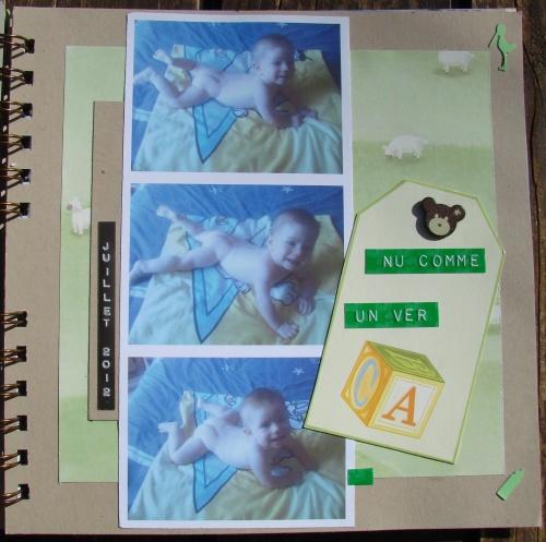 Album de Tao - Juillet 2012.