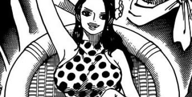 Hypothèses pour le chapitre 713 de One Piece