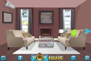 Jouer à Wow domicile room escape