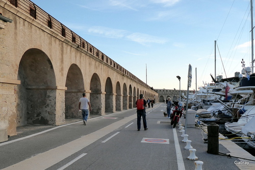 Antibes : le port