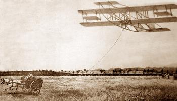 L'aventure aérienne des frères Caudron