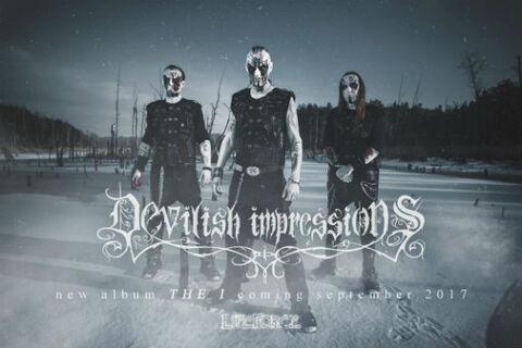DEVILISH IMPRESSIONS signe avec Lifeforce Records