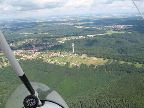 La tour de Goetzenbruck