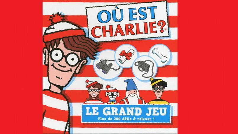 Le jeu original Où est Charlie? s'est transformé en jeu macabre...