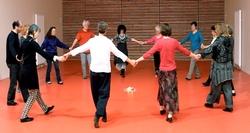 Cercle de danse à la Grange