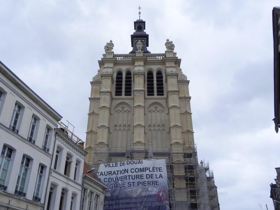 Douai dept Nord pas de Calais