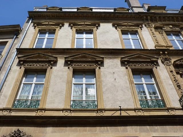 Maison des Notaires Metz 15 Marc de Metz 2011