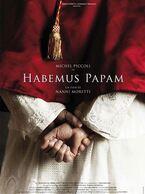Habemus Papam : affiche