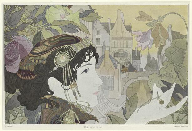 * À Vous de Voir * Art Nouveau et Peinture