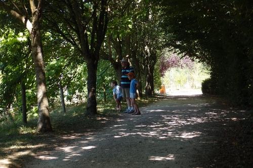 Promenade dans le Parc de l'Auxois