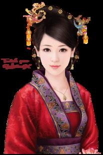 Tubes femmes asiatiques