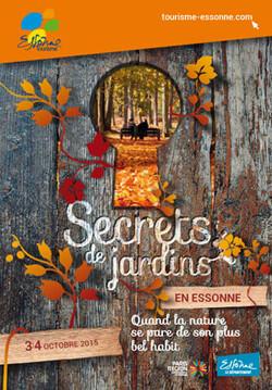 Secrets de Jardins en Essonnee