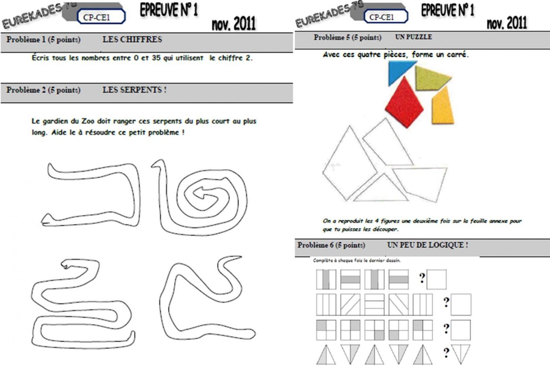 Super Rallye maths : les eurékades - Véro à l'école LQ43
