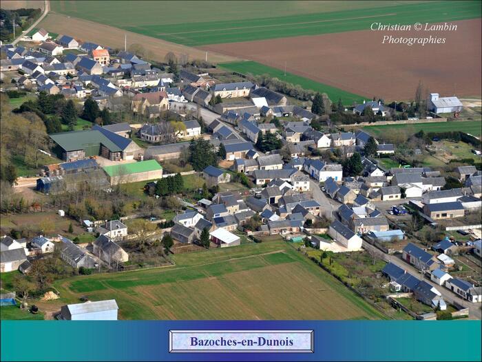 Trois autres villages d'Eure-et-Loir (III)...