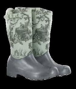 Tubes bottes et chaussures jardinage