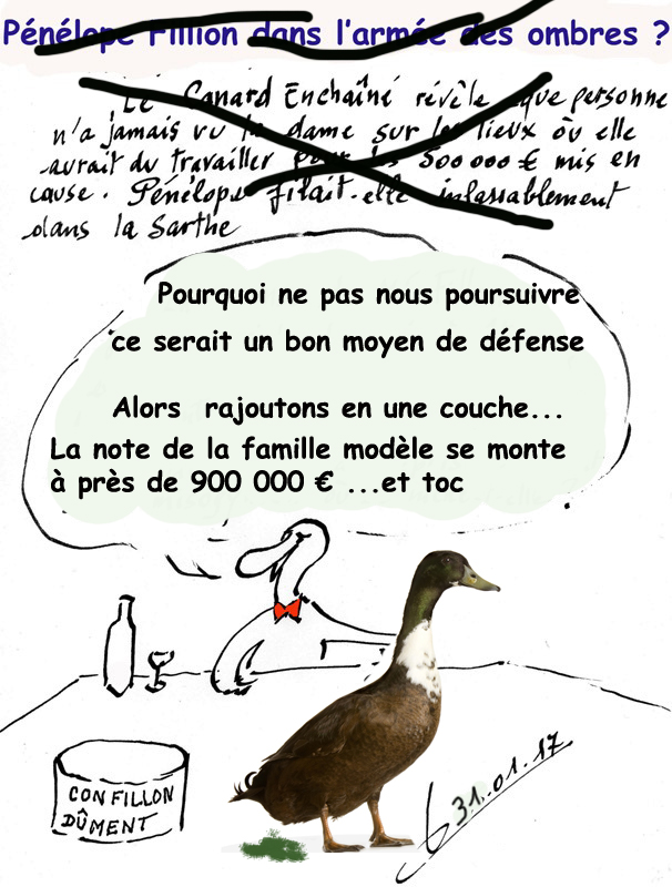 Fillon/canard