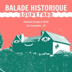 Balades Historiques de Soupetard