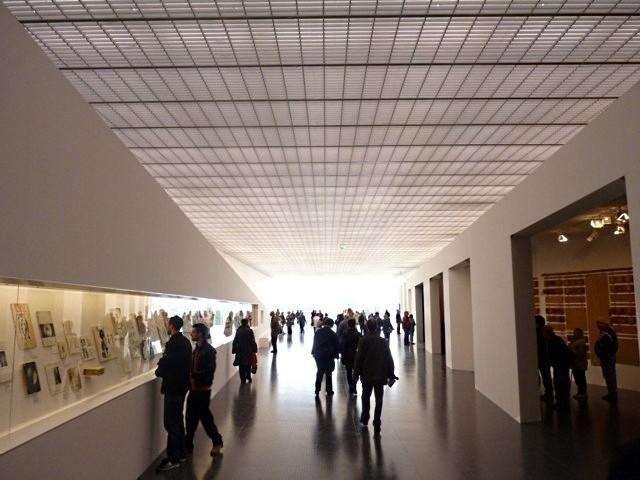 Au Centre Pompidou Metz les galeries mp13 30 05 2010 - 35
