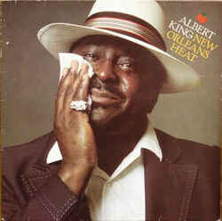 Albert King - New Orleans Heat - Complete LP