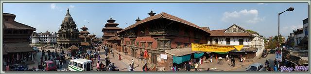 Blog de images-du-pays-des-ours : Images du Pays des Ours (et d'ailleurs ...), Panoramiques 360° interactifs sur Durbar Square - Patan - Népal