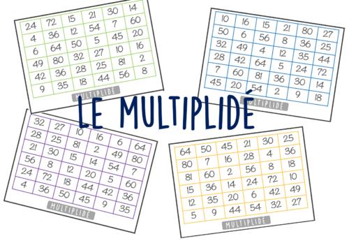 le multiplidé MHM