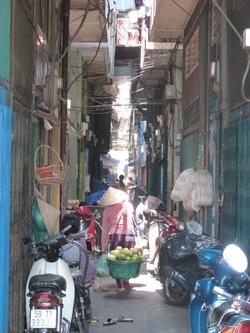 Le sud vietnamien
