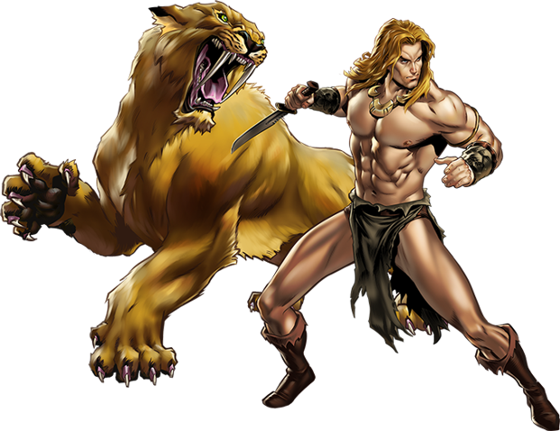 File:Ka-Zar Portrait Art.png