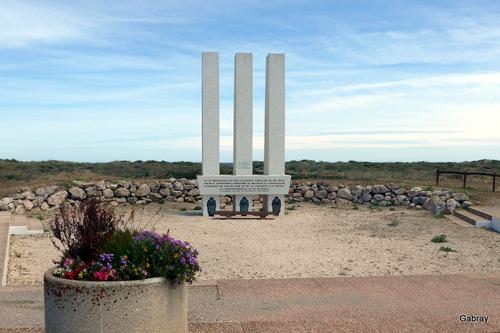 Le Barcarès : des monuments pour se souvenir !