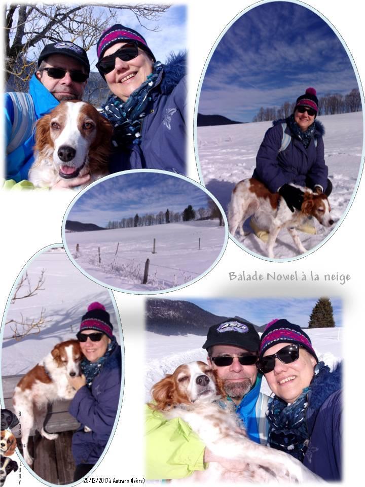 Balade Nowel à la neige